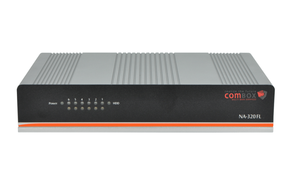 fanless multi wan router